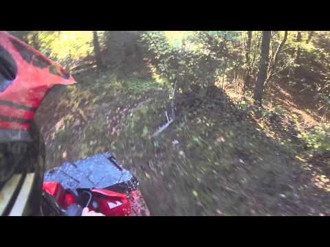Fall Trail Rip 2014 Polaris Sportsman 570