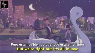 Audien - Crazy Love (Sub español - Lyrics) ft. Deb's Daughter