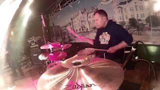 03/15 Ploštín Punk - Vianoce boli vlani (drum cam)