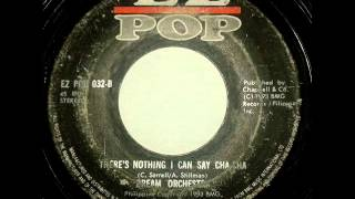 Theres Nothing I Can Say Cha Cha-Dream Orchestra