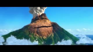 Лава від Піксар Українською (уривок) / Lava Pixar Ukrainian (cut)