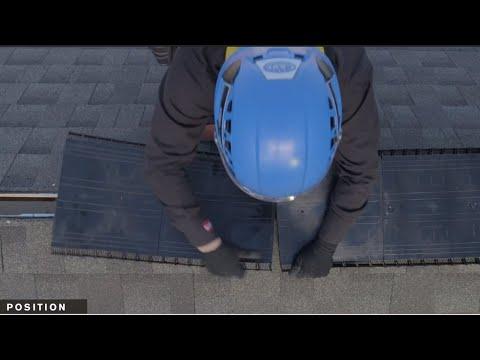 GAF Pro Series Attic Ventilation Ridge Runner