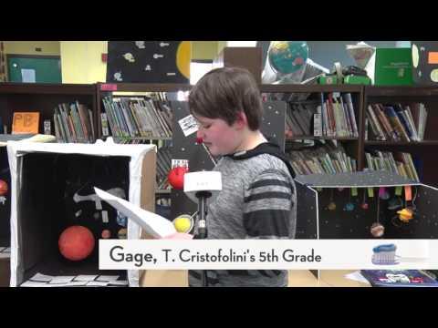 Oral Health Essay - Pownal School (Gage)
