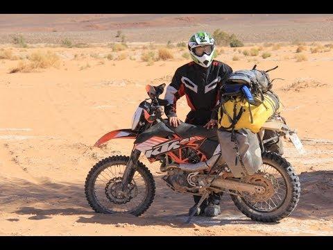 KTM Desert Adventure: Morocco 2013 [KTM 690 Enduro R, #8]
