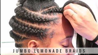 JUMBO LEMONADE BRAIDS | TWIN LEYNEL