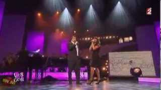 """Nolwenn Leroy & Florian Laconi chantent """"A quoi ça sert l'amour"""" pour Tous en coeur"""
