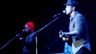 Bruno Mars - Count On Me (Live)