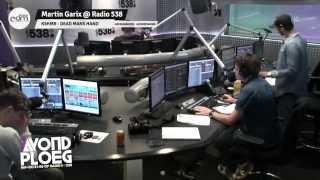 Martin Garrix @ Radio 538 Dropping DEAD MANS HAND - KSHMR
