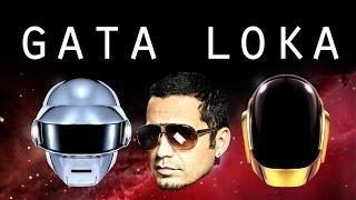 LATINANDO #1 - GATA LOKA (GET LUCKY - DAFT PUNK)