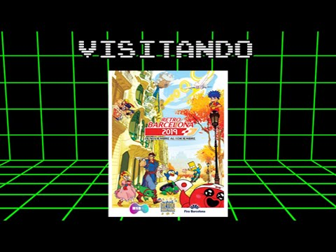 Game Museum TV 27 : Visitando Retrobarcelona 2019