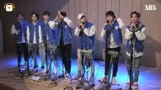 [SBS]두시탈출컬투쇼,Fly, 갓세븐 라이브