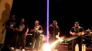 Spawnbreezie feat. D.S.S , 501 singing Fangai Lupe - LIVE IN MELBOURNE, AUS TOUR 2011