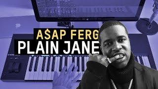 Making A$AP Ferg's PLAIN JANE