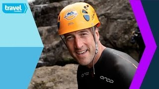 Ben Fogle in the Azores - Canyoning and Kayaks