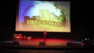'Berço do Oriente 2016' - Vera Lima - Barco Negro