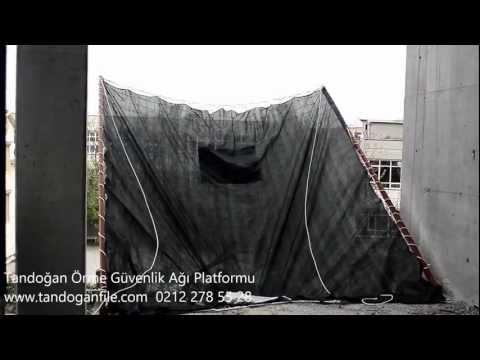 İnşaat Güvenlik Ağı Platform Testi