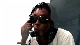 Vybz Kartel (Records a Video from Prison)