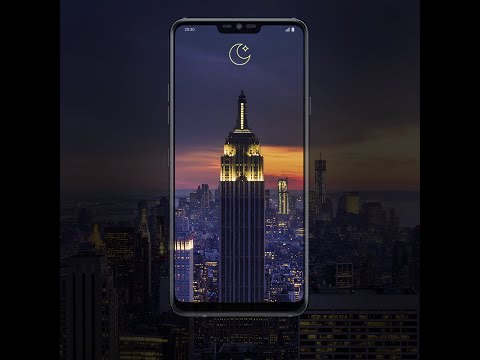LG G7 ThinQ - Super Bright Camera (Empire State Building)