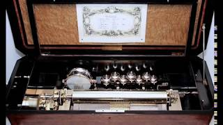 Beethoven (Music Box) Symphony N.7 - 2nd Movement