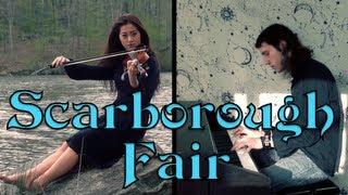 Scarborough Fair (Piano, Violin & Vocals)