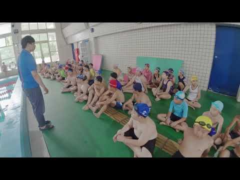 2019游泳課2 - YouTube