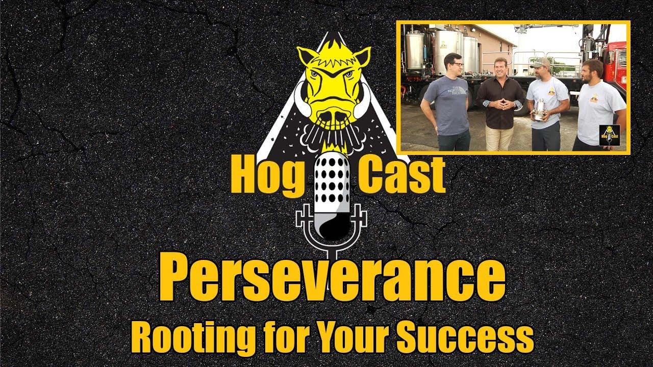 Hog Cast - Perseverance
