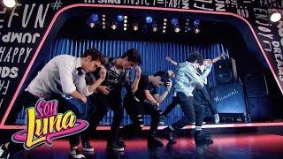 Soy Luna - Momento Musical - Los chicos cantan I'd Be Crazy