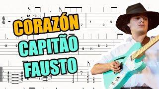 Capitão Fausto - Corazón (Acordes/Tablatura)