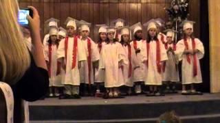 Pre-K Graduation - Carter's solo