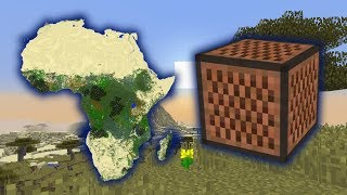 Toto - Africa (Minecraft Note Block Cover)