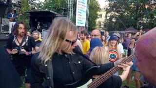 St. Tropez Live in Prague (United Islands went wild!)