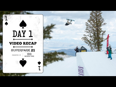 Superpark 21 Presented by Nexen Tire USA - Day One Highlights