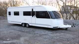 2014 Hobby 660 WFU Premium caravan
