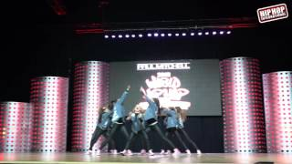 UpClose: Bubblegum - New Zealand (Bronze Medalist Junior Division) @ #HHI2016 World Finals!!
