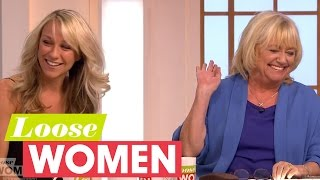 Judy Finnigan Tells Drunk Story Of Daughter Chloe | Loose Women