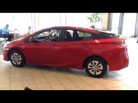 2016 Toyota Prius Three at Loving Toyota