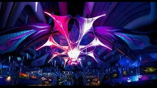Protonica live @Cosmic Electronic New Year, Vienna 2014 HD