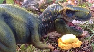 Hungry Tyrannosaurus