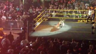 WWE NXT LIVE - Ember Moon's Entrance