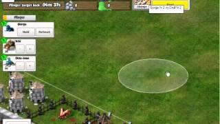 Backyard Monsters | lv 2 Drull vs lv 2 Gorgo
