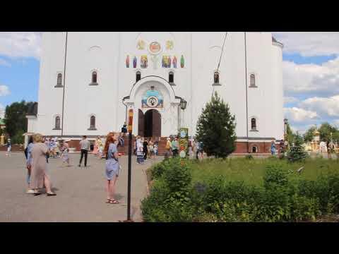 Концерт колокольного звона в Сыктывкаре