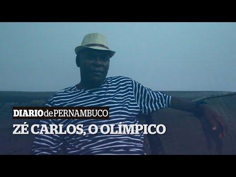 Z� Carlos Ol�mpico   Rel�quias Ol�mpicas
