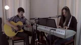 Danna Paola - No Es Cierto ft. Noel Schajris (Cover Sara Alvarez & Nicolás Becerra)