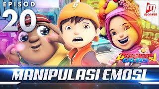 BoBoiBoy Galaxy EP20   Manipulasi Emosi - (ENG Subtitle) width=