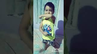 Dibidi Dance Mega Francesita (3Year baby) | Tiktok Yuvi podda