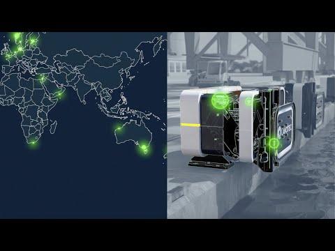 Smarter maritime operations with intelligent MoorMaster™ NxG vacuum mooring
