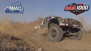 2015 SCORE Baja 1000 - Trophy Truck #1 Galindo Motorsports Race Highlights
