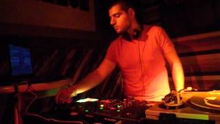 Alvaro Ramirex Dj @ Tragaluz (Granada, Spain) Minimal Techno House Set 2012 Parte 3
