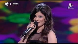 Vera Lima - Meu Amor de Longe (Raquel Tavares) | Gala | The Voice Portugal