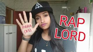 RAP LORD - PARTE DO SPINARDI (SEM OLHAR A LETRA)